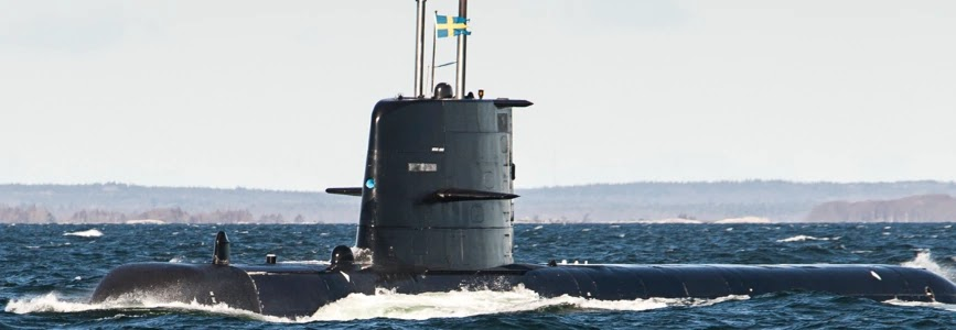 Швеція отримала модернізовану субмарину A19 Gotland