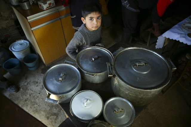 La pobreza ataca las comunidades rurales de Armenia