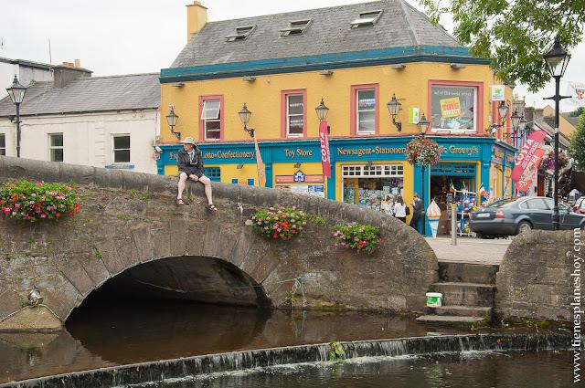 Westport en Irlanda