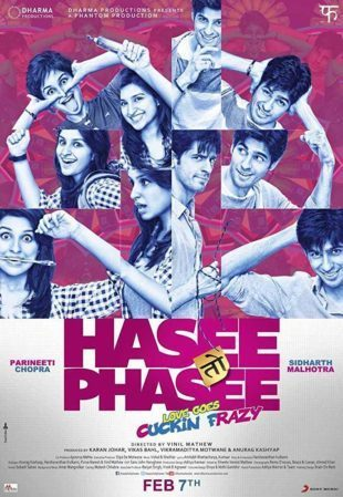 Hasee Toh Phasee 2014 Full Hindi Movie Download HDRip 720p