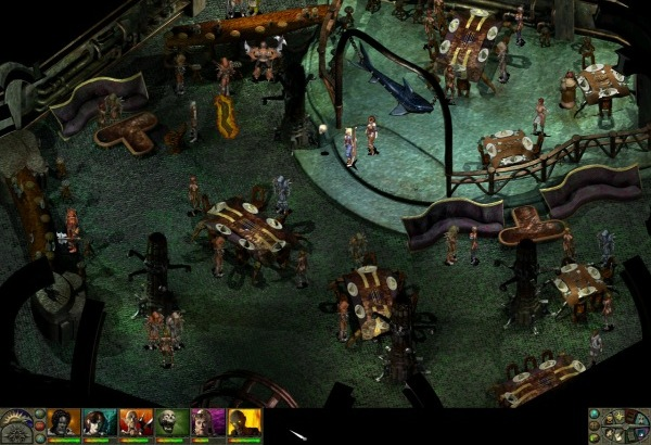 Planescape Torment PC Games Gameplay