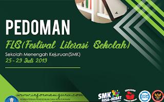 Juknis FLS/ Festival Literasi Sekolah SMK (Sekolah Menengah Kejuruan ) Tahun 2019 I Pdf