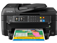 Epson WorkForce WF-2760 driver & software (Recommended)
