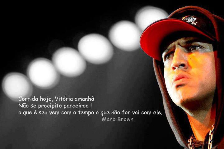 Mano Brown Frases Pro Face