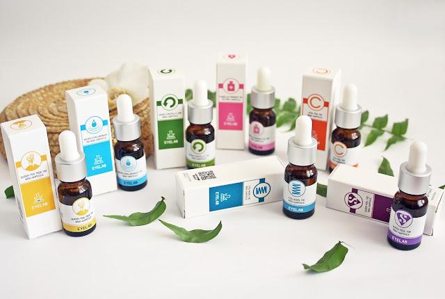Eyelab Cosmetics, 100 Wish Ampoules, Ampoules, Korea