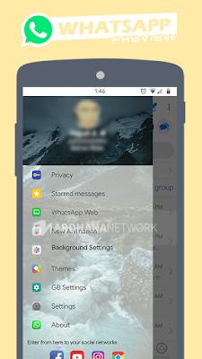 Preview GB Whatsapp iOS