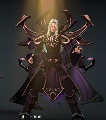 Invoker - Dark Artistry