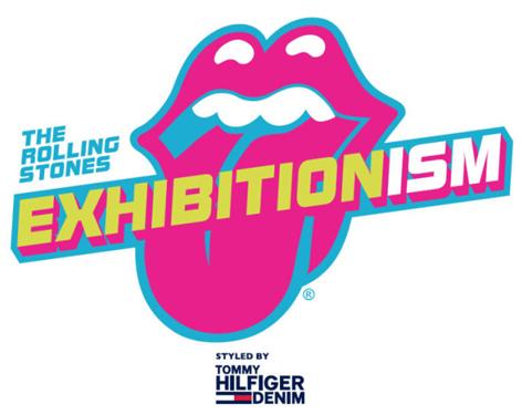 Exhibitionism The Rolling Stones Exposición patrocinador Tommy Hilfiger Denim