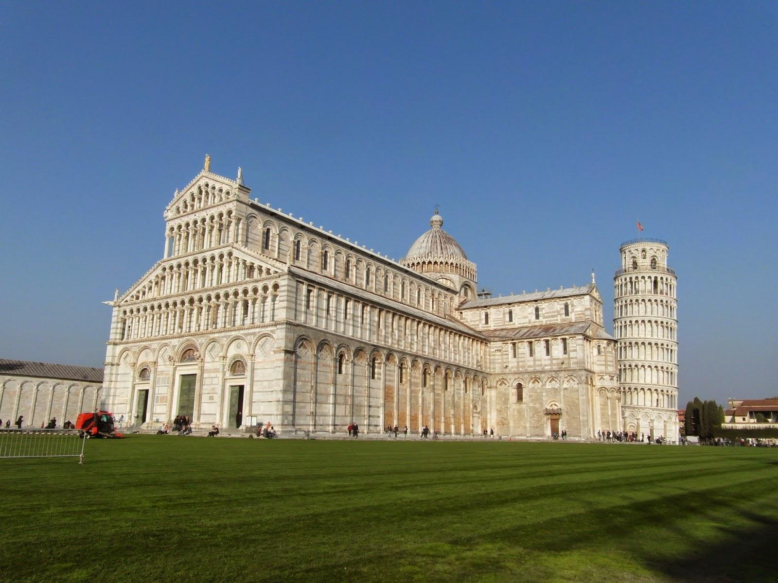 Blog de viajes :: viaxeros: Día 1: Madrid - Pisa