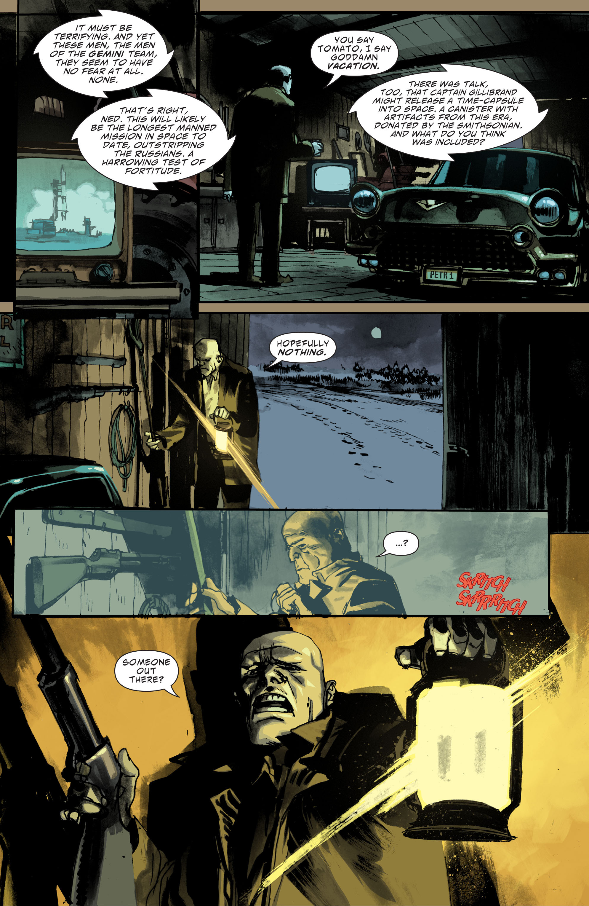 Read online American Vampire: Second Cycle comic -  Issue #2 - 8
