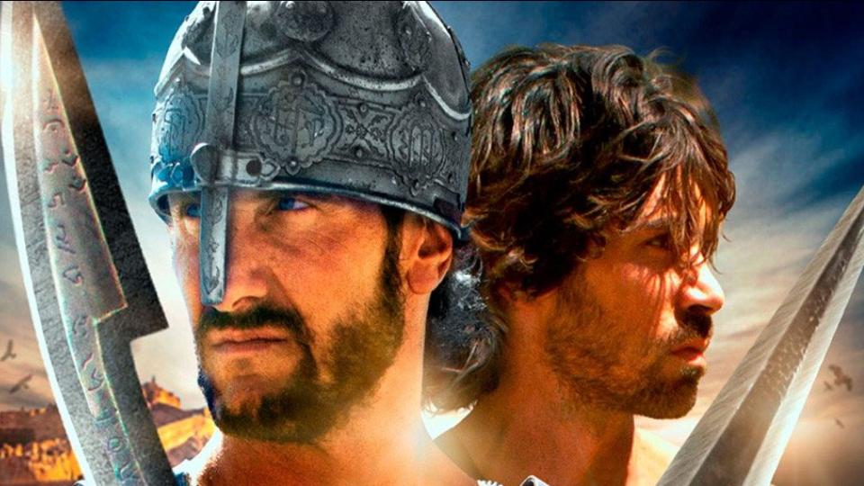 Filme Gospel Davi e Golias a Batalha da Fé