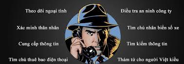 dịch vụ thám tử chuyên nghiệp tại tphcm