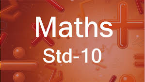 STANDARD 10 MATHS CHAPTER WISE TREND ANALYSIS FOR BOARD EXAM