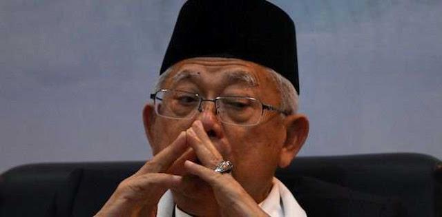 Kiai NU, Alasan Jokowi Pilih Ma'ruf Jadi Cawapres