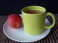 Chá de casca de maçâ