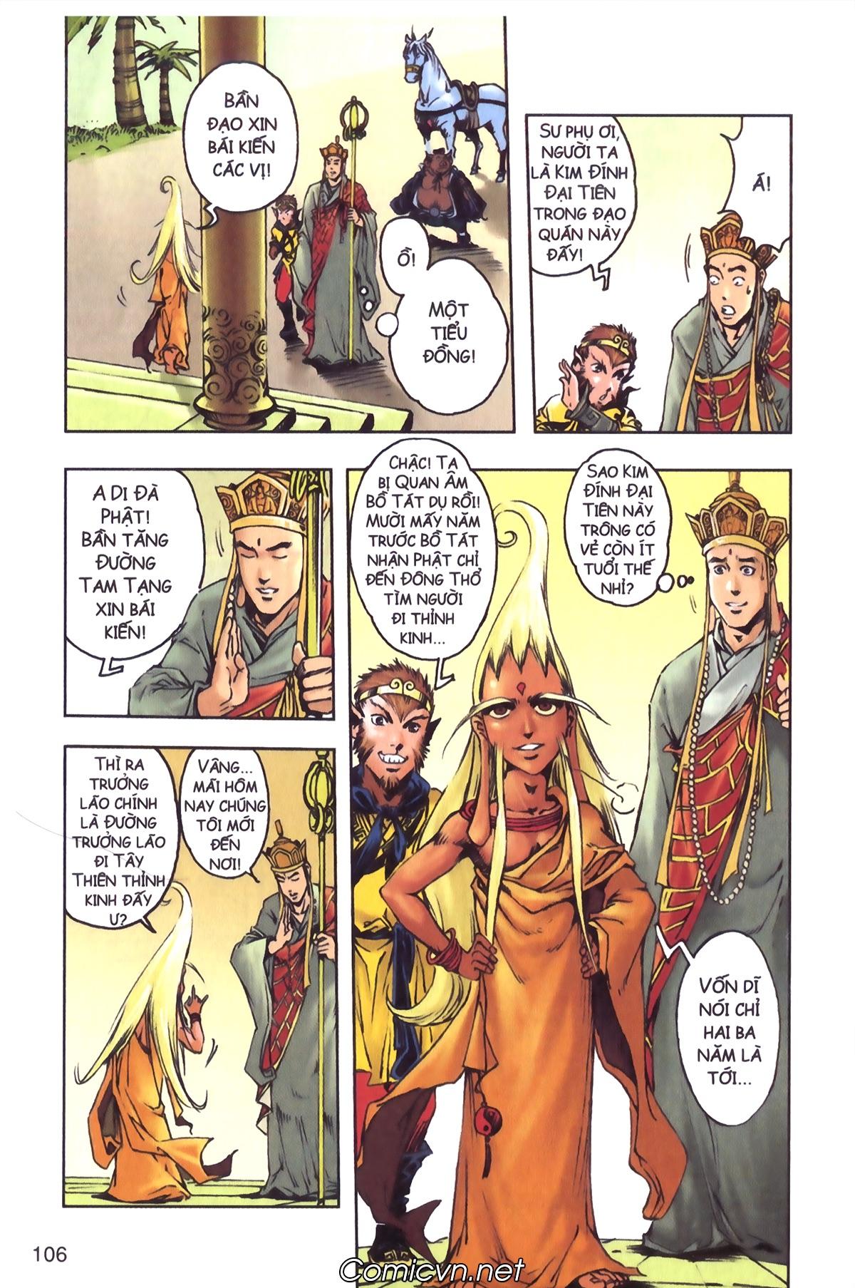 Tây Du Ký màu - Chapter 133 - Pic 6