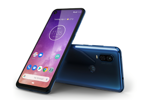 Motorola One Vision with 6.3-inch FHD+ CinemaVision display, Exynos 9609 SoC and 4 GB RAM goes official