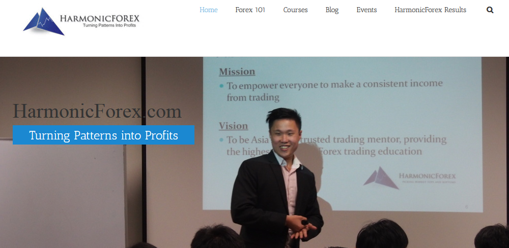 Forex training in singapore
