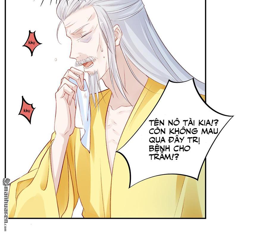 Hoàng phi 9000 tuổi chap 13 - Trang 14