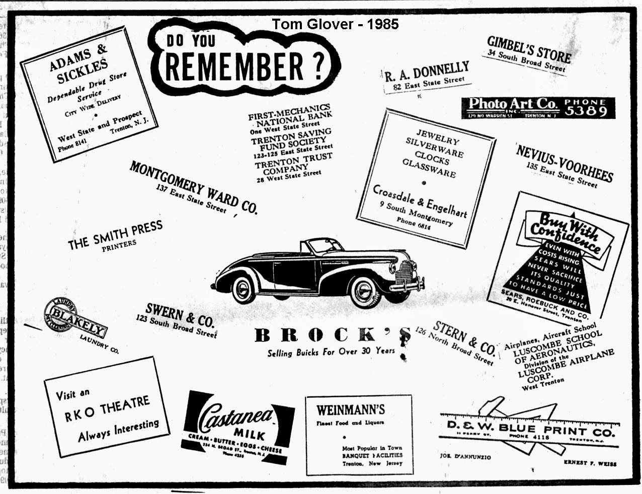 1952 packard 200 deluxe wiring diagram database Packard Crest tom glover s hamilton library scrapbook local history with a 1952 packard clipper 1952 packard 200 deluxe