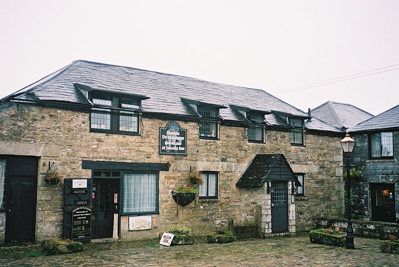 Seeks Ghosts: Smuggling and the Haunted Jamaica Inn