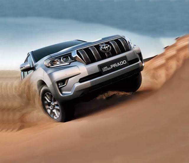 Land Cruiser Prado 2019 Specs, Release Date And Price