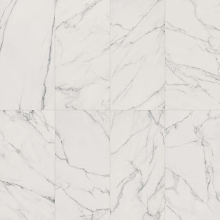 Floor & Wall tiles SENSI Statuario White