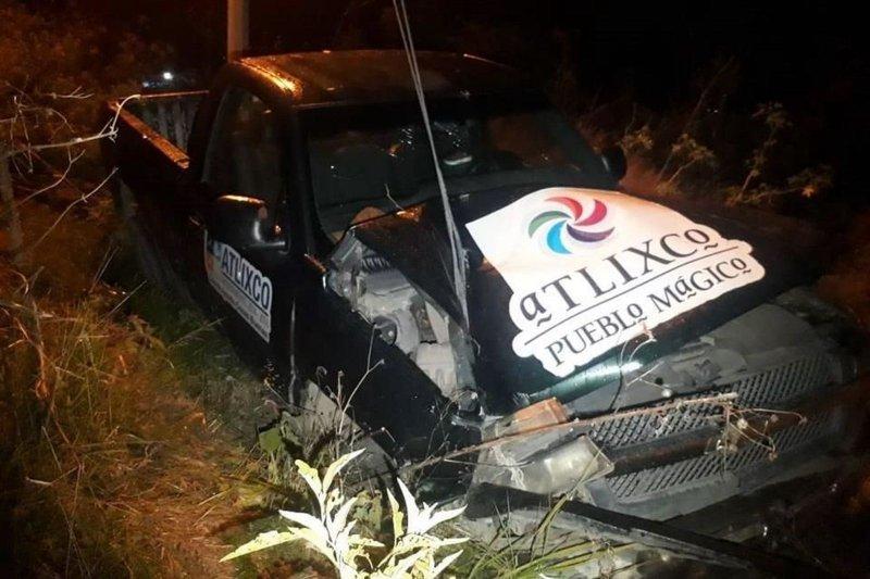 Fallece mujer atropellada por edil auxiliar de Atlixco en estado de ebriedad