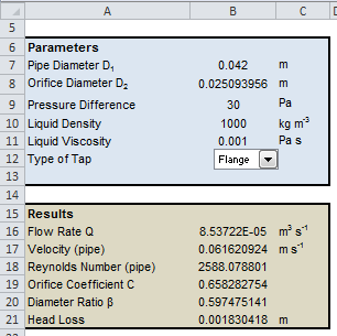 how to find k for differential equation using spreadsheet