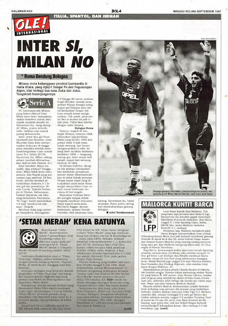 INTER SI, MILAN NO