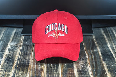 Nón Lưỡi Trai NBA CHICAGO BULLS - MSP: NBA01 - SHOP