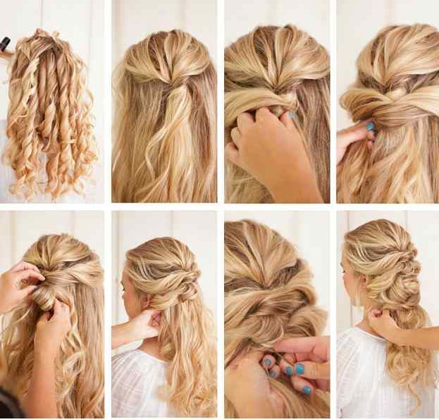 French Braid Hairstyles For Weddings 2017 New and Best  Ellecrafts