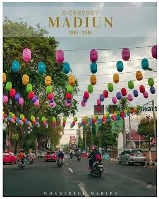 Kampoeng LAMPION™ sebagai vendor 1.500 lampion di Madiun