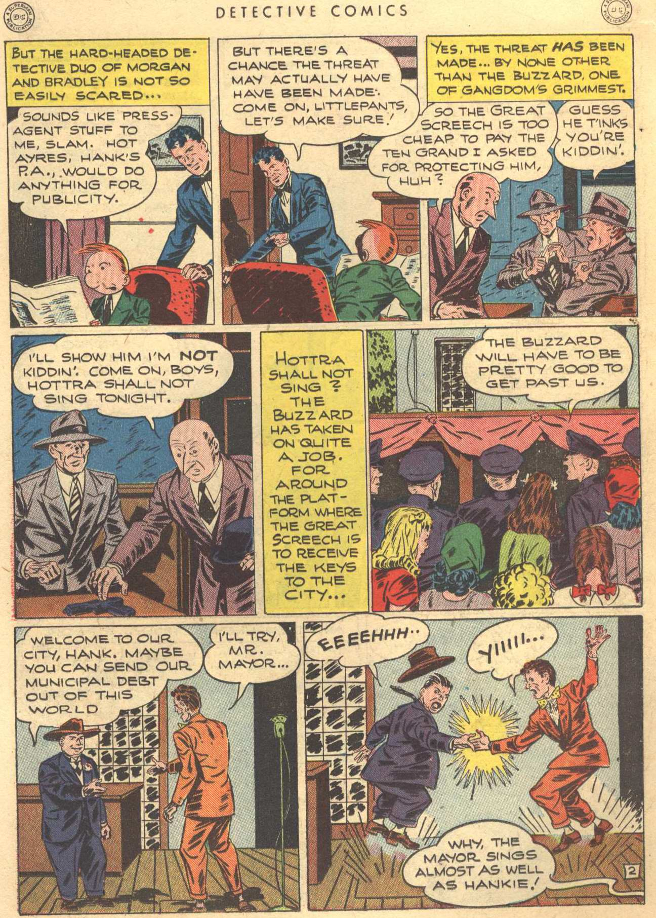 Read online Detective Comics (1937) comic -  Issue #104 - 23