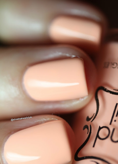 Beyond the Nail Electric Peach