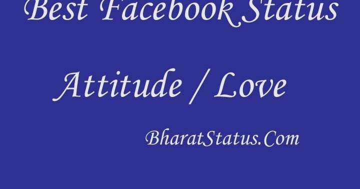 Hindi status fb attitude in 1000+ Faadu【Attitude
