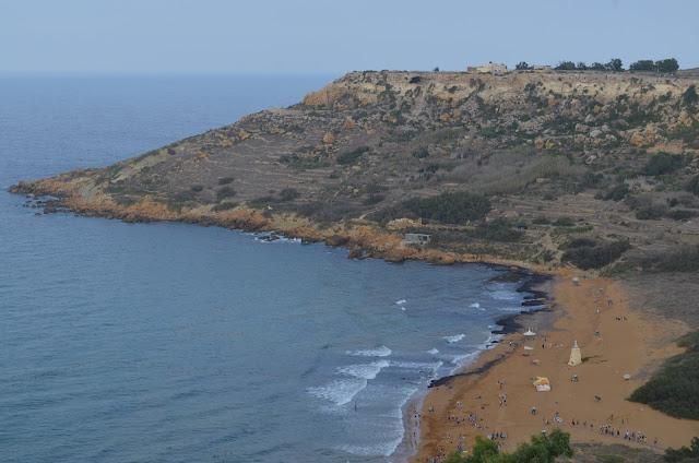 Ramla Bay Beach
