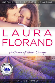 romance novel covers, contemporary romance, royal pick, A Crown of Bitter Orange by Laura Florand