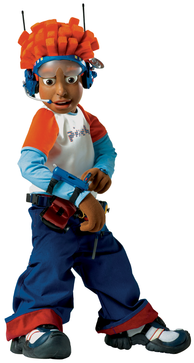 Cartoon Characters: LazyTown (New PNG's)