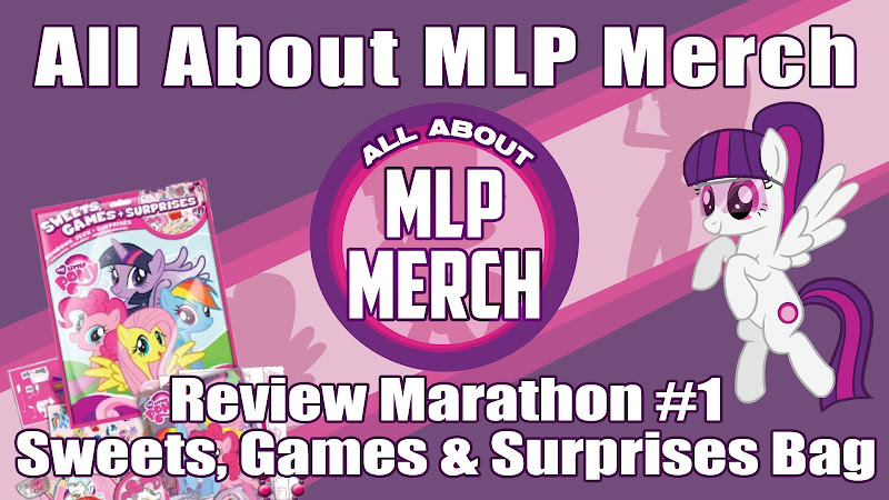 Review Marathon #1 - Sweets, Games & Surprises Bag