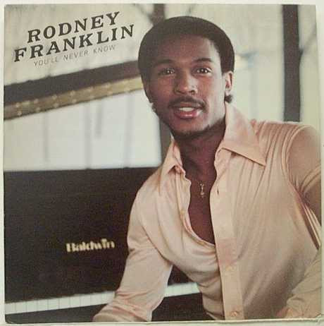 Rodney Franklin ‎– You'll Never Know - Vinyl Albúm (1980)