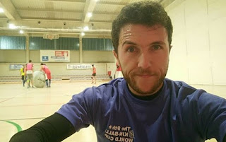 Hugo Moron, entrenador personal