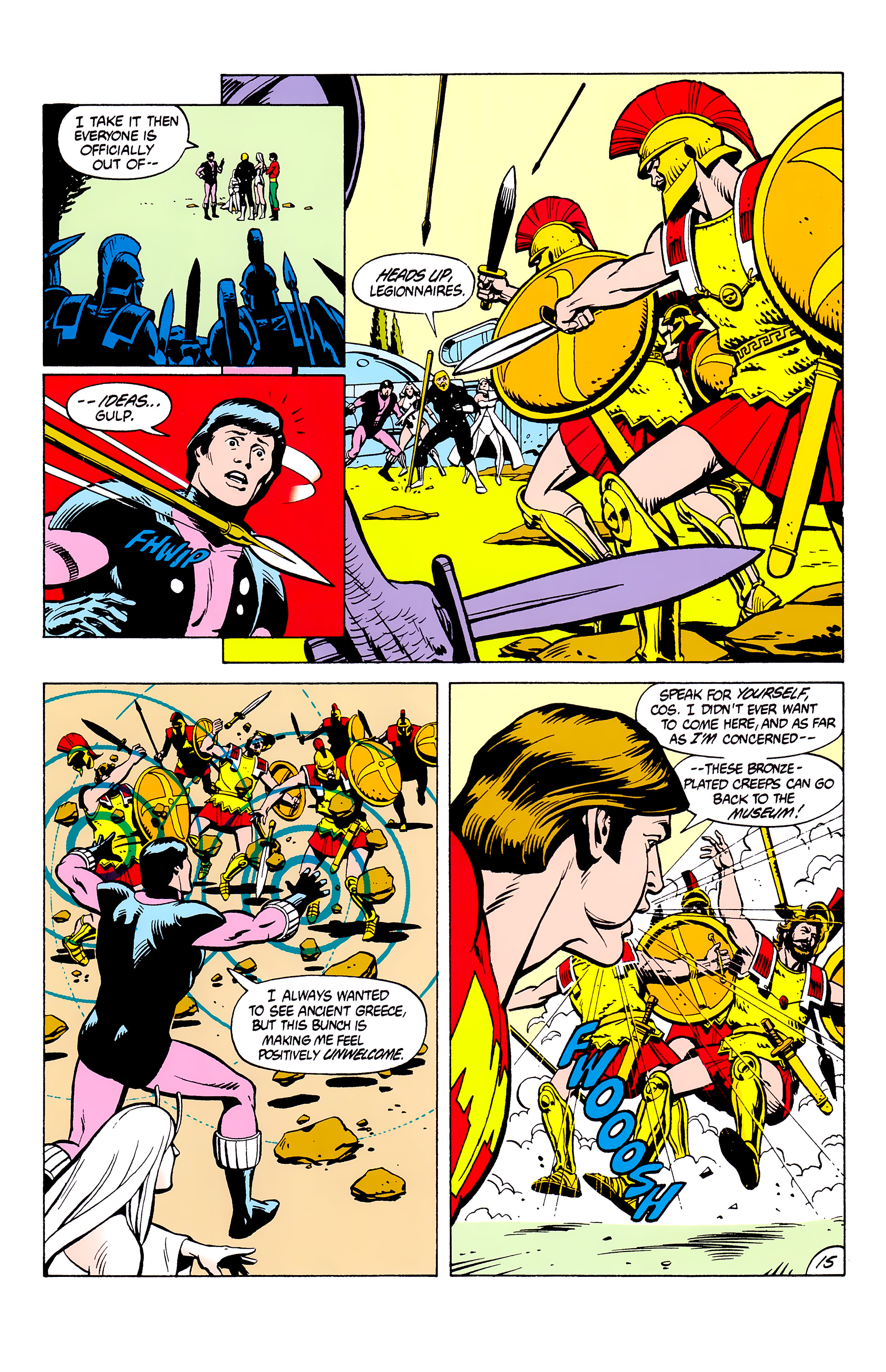 Legion of Super-Heroes (1980) _Annual_2 Page 15