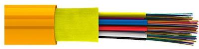 Какие виды оптоволоконных кабелей существуют и чем они отличаются?