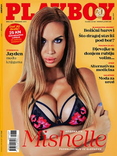 Playboy Croacia – Diciembre 2017 PDF Digital