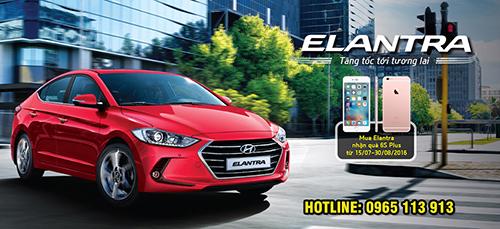 Hyundai Elantra Hải Phòng
