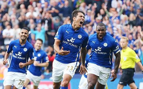 Leicester City trở thành hiện tượng tại Premier League 2015/16