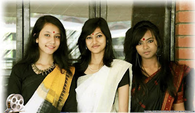 Bangladeshi Model Nadia Afrin Mim