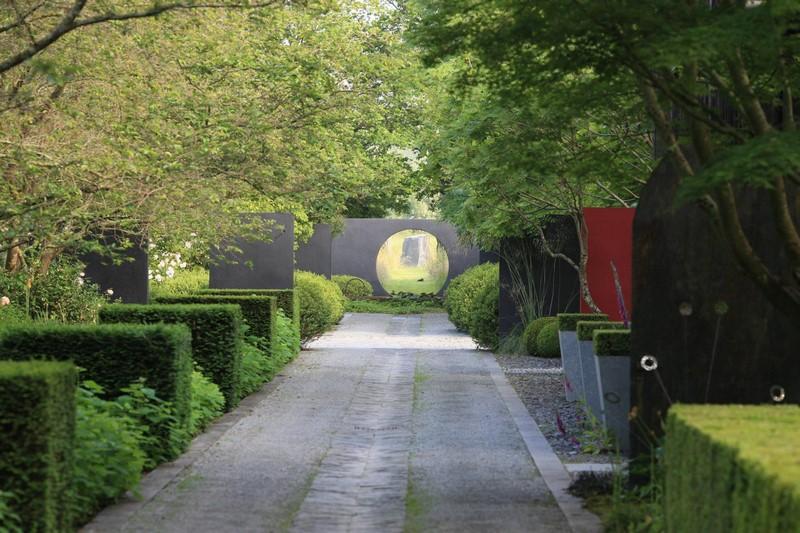 Les Jardins du Perdrier • Jean-Charles Chiron Francia France