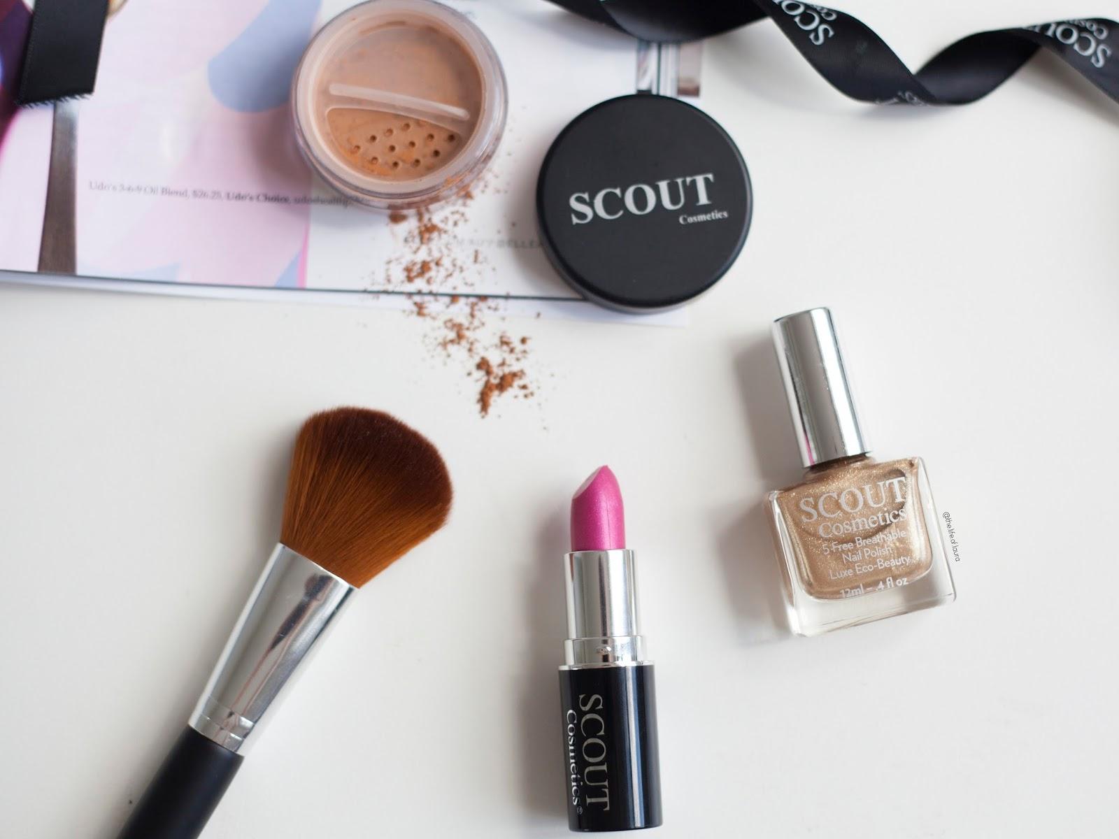 SCOUT Cosmetics Bronze Goddess